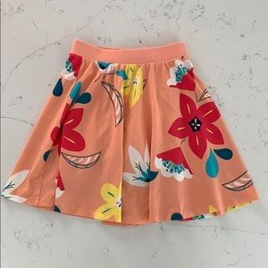 Tea Collection Skirt New without Tags